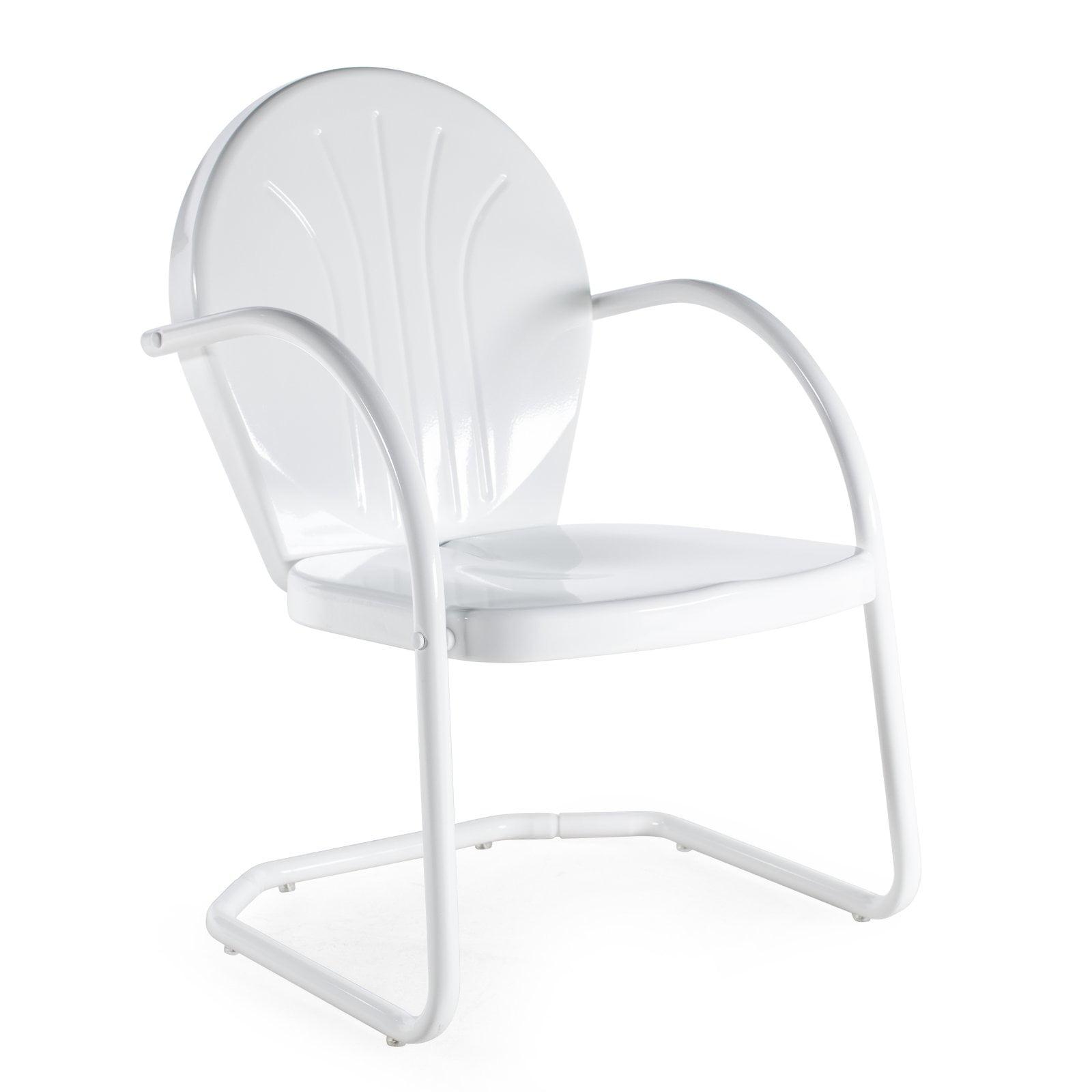 Coral Coast Vintage Retro Chair by