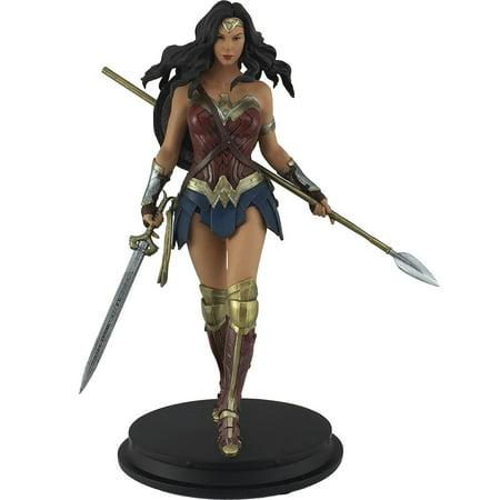 - Icon Heroes Movie: Wonder Woman Resin Statue
