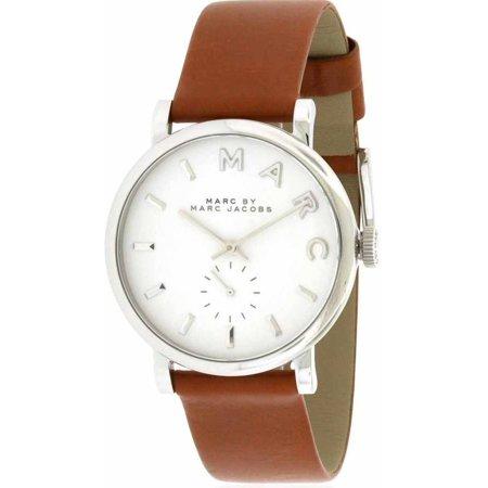 Marc Ecko Black Wrist Watch (Marc Baker Tan Leather Women's Watch,)