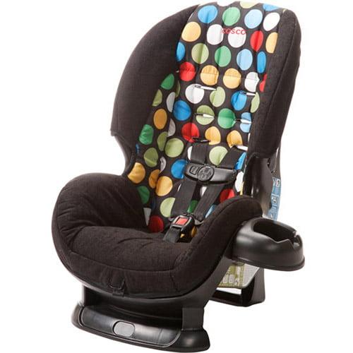 Cosco Scenera Convertible Car Seat, Broadway Dots