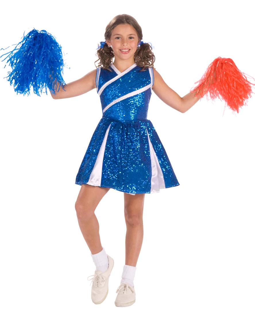 Sassy Cheerleader S Forum Novelties 68326, Medium by