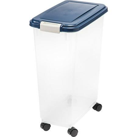 IRIS 47 Qt Airtight Pet Food Container