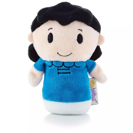 Hallmark Itty Bittys Peanuts Lucy Plush](Peanuts Lucy Doll)