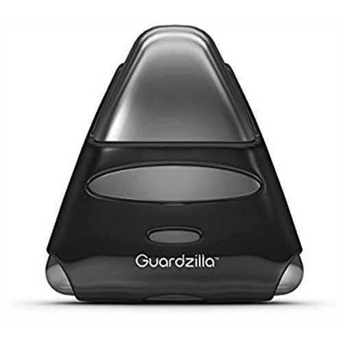 Refurbished Guardzilla Indoor HD Wifi Security Camera with 100dB siren and 2 way audio