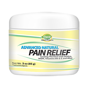 Advanced Pain Relief Cream [3 Oz] for Lower Back Pain, Sciatic Nerve Pain Relief, Sore Muscles & Joints. Highly Absorbable and Naturally