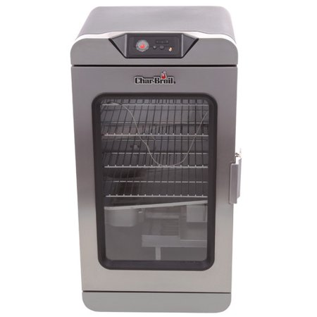 Char Broil Digital Electric Smoker With Smartchef Technology