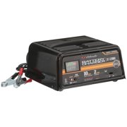 Schumacher® 12V Manual/ Automatic Battery Charger Box