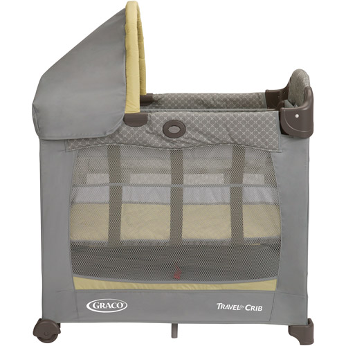 Graco Travel Lite Crib With Stages Pey Walmart Com