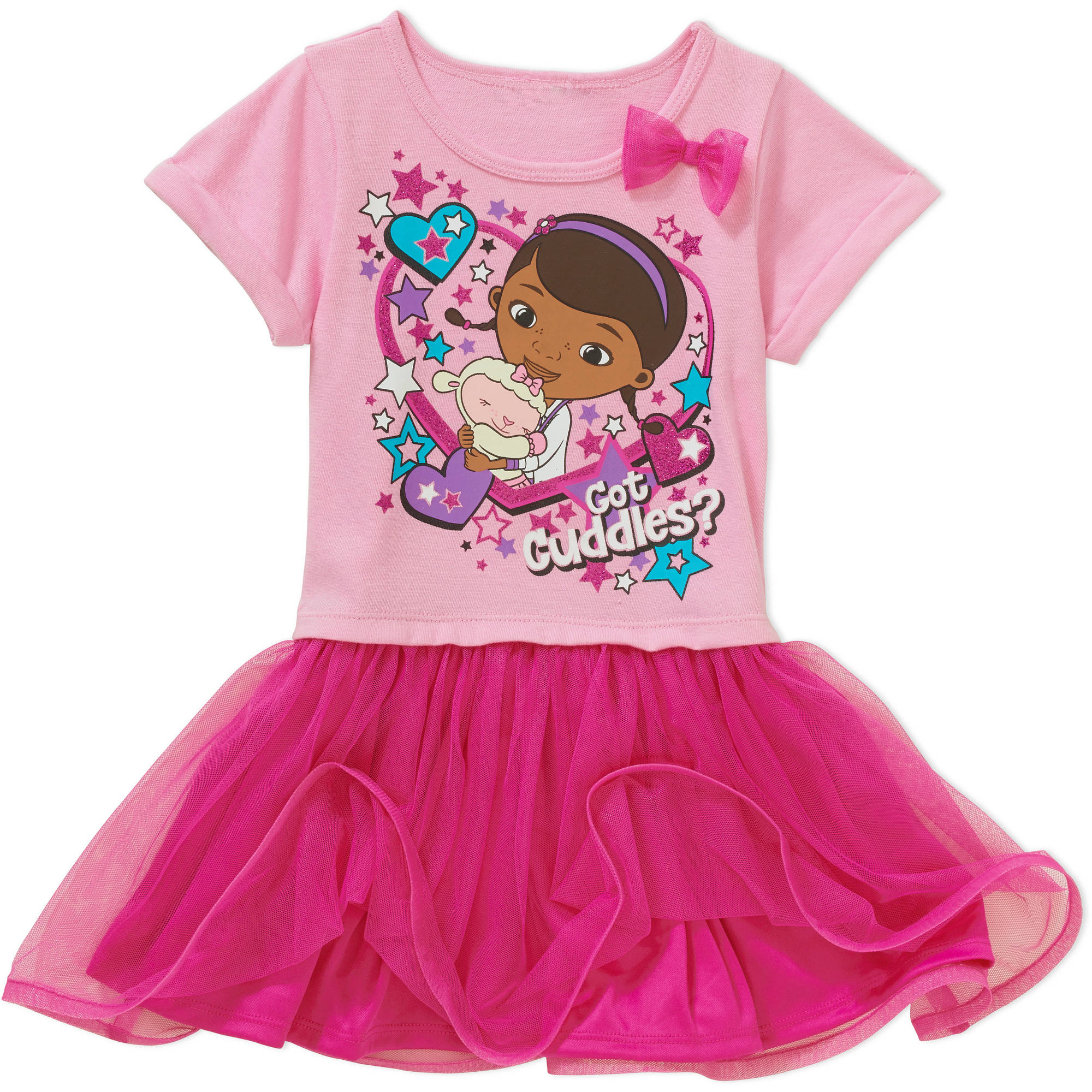 Doc Mcstuffin Tdlr Girl Dress