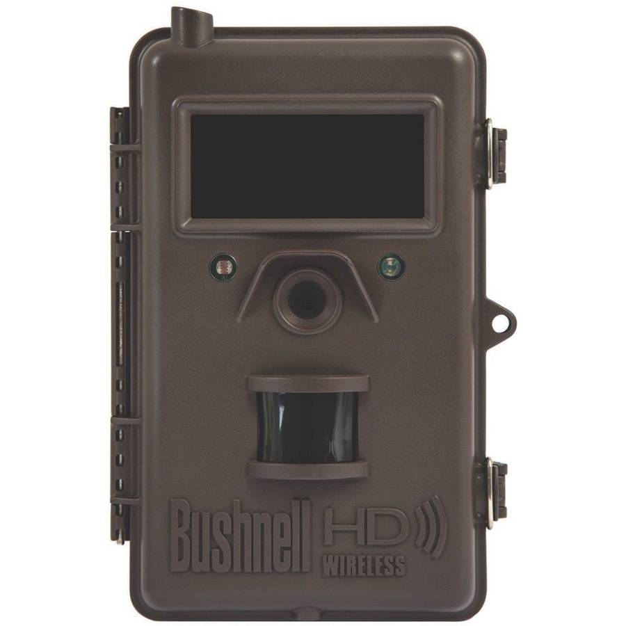 Bushnell 119599c Trophy 8MP HD Wireless Brown Night-Visio...