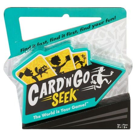 Card N Go Seek Game