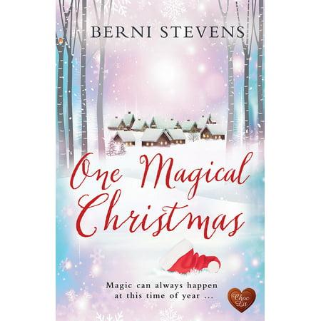 One Magical Christmas (Choc Lit) - eBook ()