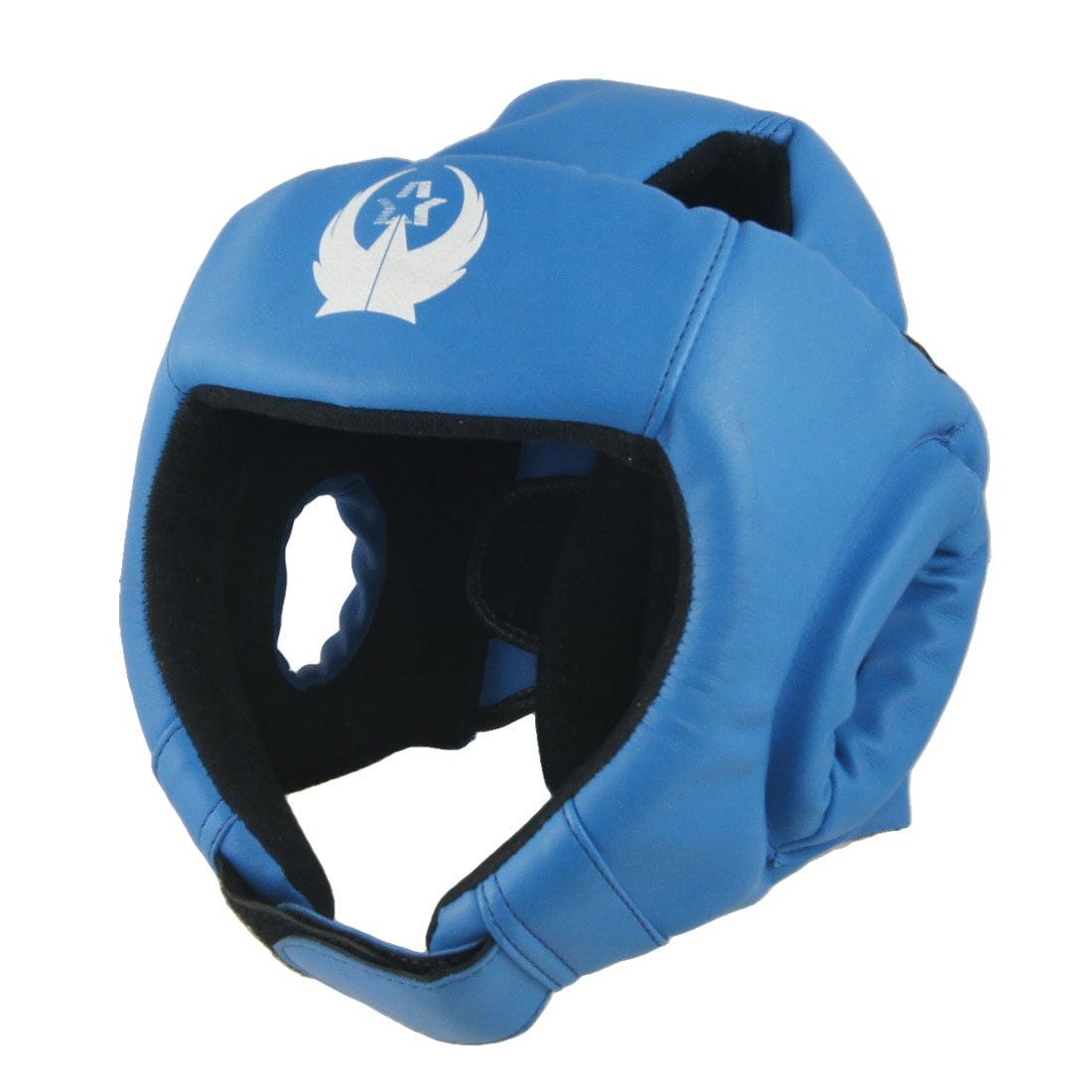 Adjustable Sponge Padded Guard Adult Boxing Headgear Helmet Size S