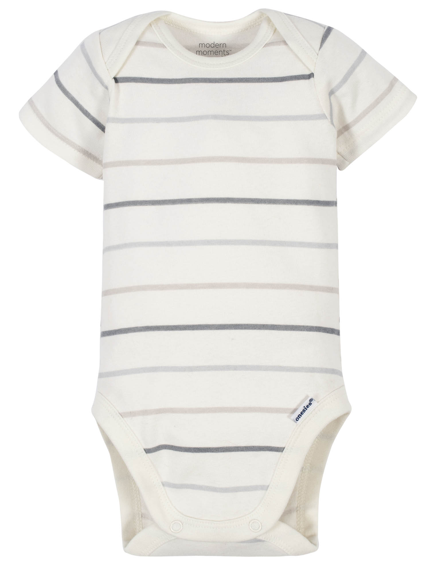 Julhold Newborn Infant Baby Girl Boy Casual Simple Short Sleeve Letter Cotton Romper Bodysuit Clothes Outfits 0-18 Months