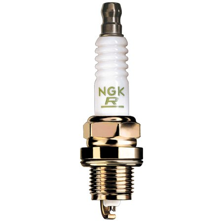 (6500) CR6HSB Standard Spark Plug, Pack of 1, Designed to operate over a much wider heat range than ordinary plugs By
