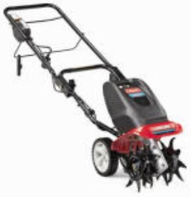 Troy Bilt 6.5A Electric Powered Garden Cultivator Adjusta...