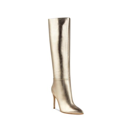 Guess Womens Lilly4 Closed Toe Knee High Fashion (Guess Ladies Boots)