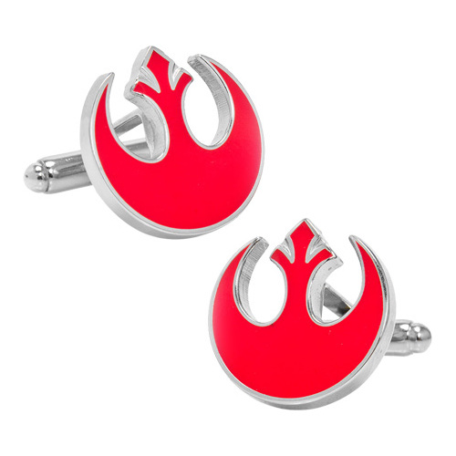 Men's Star Wars Rebel Alliance Symbol Cufflinks
