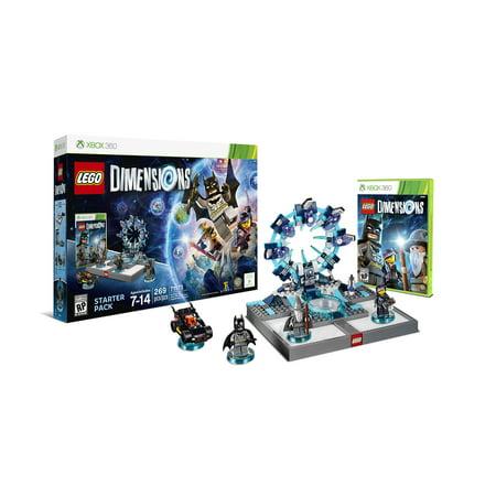 Warner Bros. LEGO Dimensions Starter Pack (Xbox