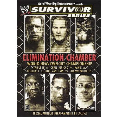 WWE Survivor Series 2002 - Elimination - Wwe Trish Stratus