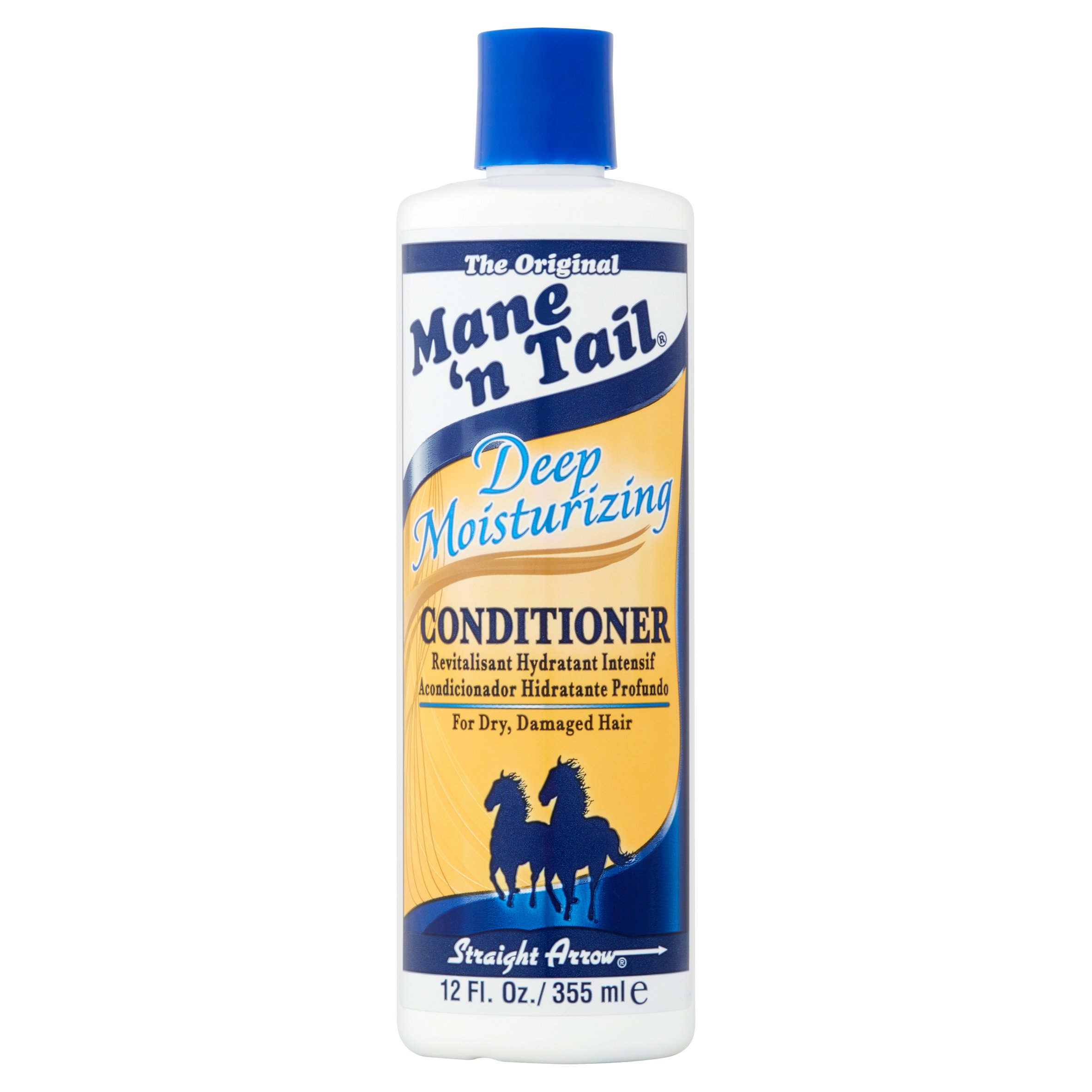 Mane 'n Tail Deep Moisturizing Conditioner 12 Oz Squeeze Bottle