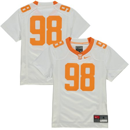 13 White Replica Football Jersey - Tennessee Volunteers Nike Preschool Replica Football Jersey - White