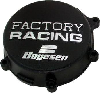 Boyesen Factory Ignition Cover Black