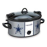 Crock-Pot NFL Dallas Cowboys 6 Quart Slow Cooker