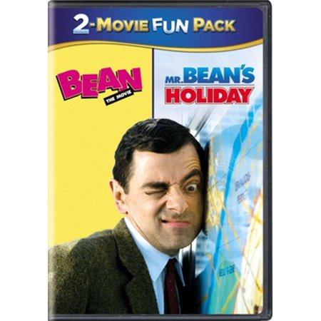 Mr. Bean's Holiday / Bean (DVD)