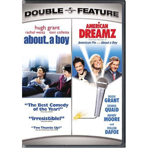 Double Feature: About A Boy / American Dreamz (Widescreen)