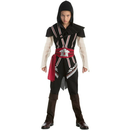 Assassin's Creed: Ezio Classic Teen Halloween Costume, XL (Great Halloween Costumes For Teenagers)