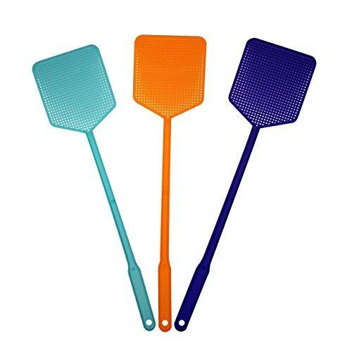 JMK 02920 Fly Swatter Set (3-Pack)