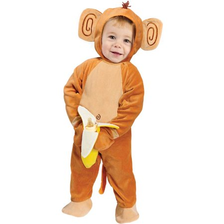 Going Bananas Monkey Baby Costume - Baby Banana Costume