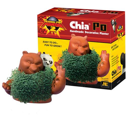 As Seen on TV Chia Pets Chia Kung Fu Panda