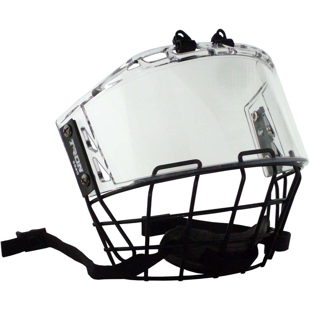Tron S920 Hockey Helmet Cage & Shield Combo (Adult) by