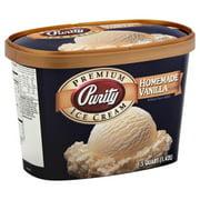 Dean Foods Purity  Ice Cream, 1.5 qt
