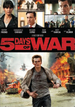 5 Days of War (DVD) by ANCHOR BAY HOME ENTERTAINMENT