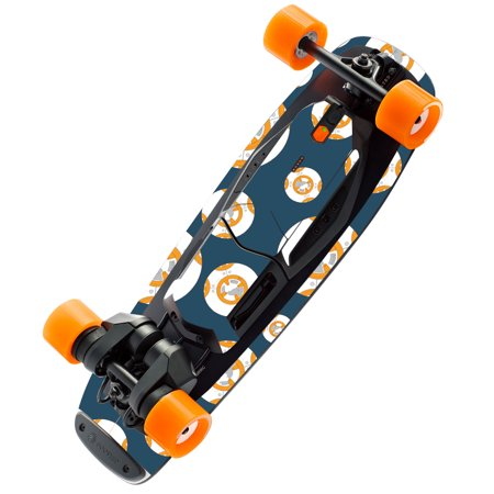 Skin For Boosted Board Mini S - Mini Galaxy Bots | MightySkins Protective, Durable, and Unique Vinyl Decal wrap cover | Easy To Apply, Remove, and Change Styles