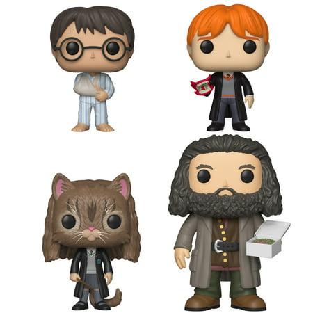 Funko POP! Harry Potter Series 5 Collectors Set 1 - Harry Potter (PJs), 6