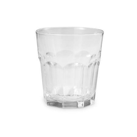 Better Homes & Gardens Farma Mixed Size Drinking Glasses, 16 Piece Glassware Set