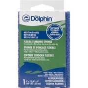 Deluxe Foam Sanding Block-Medium/Coarse Grit