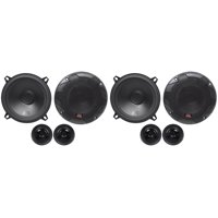 "(2) Pairs MTX TERMINATOR52 5.25"" 140 Watt Car Audio Component Speakers"