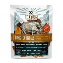 Jerky & Dried Meats: EPIC Traditional Jerky