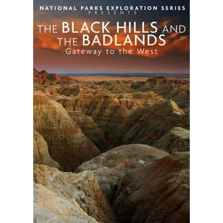 National Parks Exploration Series: The Black Hills and The Badlands - Gateway to the West (Vudu Digital Video on Demand)