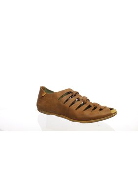 f476fbc69 Product Image El Naturalista Womens Wood Brown Fashion Sneaker EUR 39