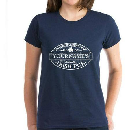 5a30555cc CafePress - CafePress Personalized Irish Pub Vintage T-Shirt ...