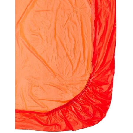 KWIK-COVERS OF NEW YORK 3072PKR RED TABLECOVER 30 in.x72 in.