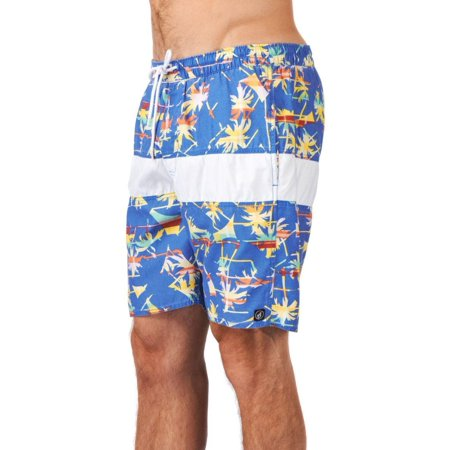 Shorts Blue Volcom Men's Regatta S Fun Da Mental wXPuTkOZil