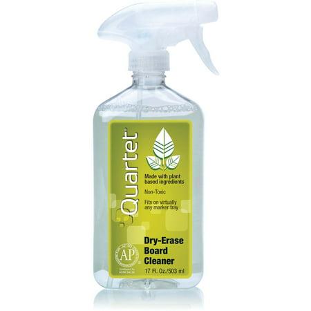 - Quartet, QRT550, Re-Mark-Able Board Spray Cleaner, 1 Each, White