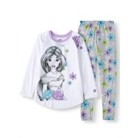 Aladdin Princess Jasmine Girl's 2-Piece Pajama Set (Little Girls & Big Girls)